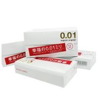 日本相模sagami original 幸福の0.01 超薄 5片裝