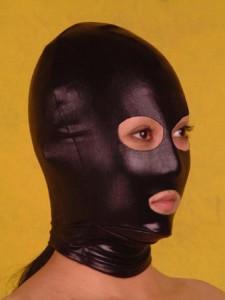 面罩-露嘴、眼