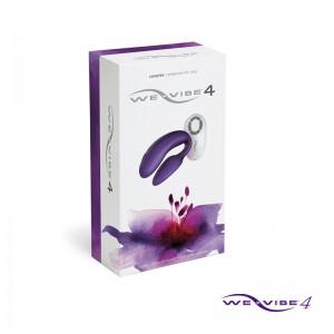 We-Vibe 4 Plus 手機/ipad無綫遙控夫妻共振器